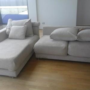 dwie kanapy